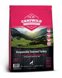 Caniwild Adult Large Free run Turkey 12kg Indyk