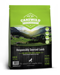 Caniwild Adult Small Meadow Lamb 6kg