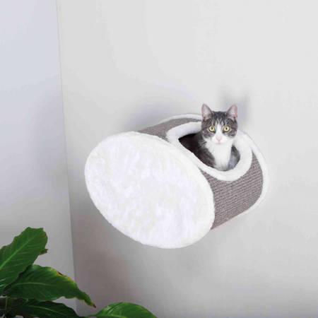 Domek dla kota do montażu na ścianie