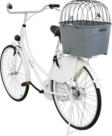 Kosz na bagażnik rowerowy Transporter dla psa na bagażnik do roweru