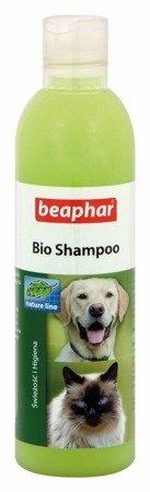 Naturalny i hipoalergiczny szampon dla psa i kota Beaphar Bio Shampoo 250 ml
