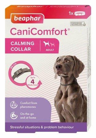 Obroża behawioralna z feromonami dla psów CaniComfort Calming Collar Dog 60cm