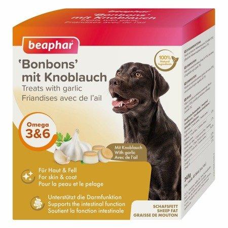 Praliny z czosnkiem dla psa Knoblauch Bonbons 245g