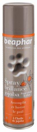 Spray Premium ułatwiający rozczesywanie i nadający połysk z olejkiem jojoba dla psów i kotów 250ml
