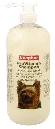 Szampon dla psa Beaphar regenerujący sierść z olejkiem makadamia 1l