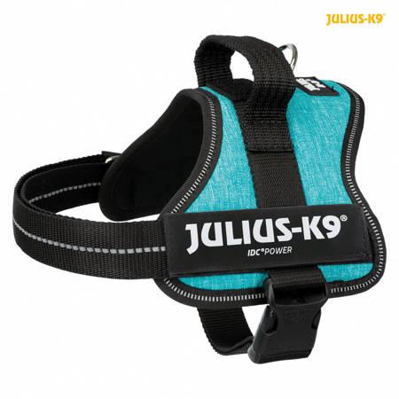 Szelki Julius-K9 dla psa błękit oceaniczny